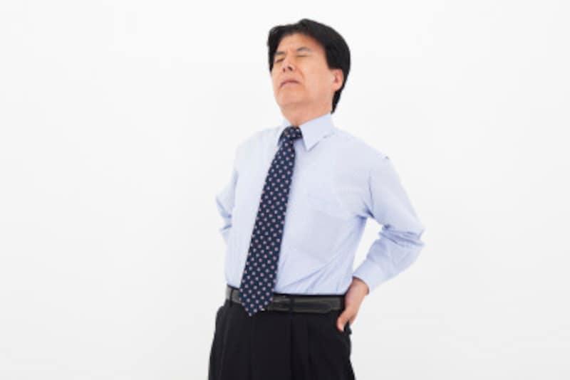 腰痛を改善する柔軟ストレッチ