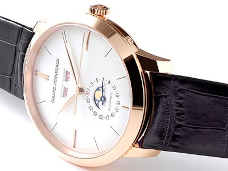ムーンフェイズとは?腕時計の仕組みとその特徴