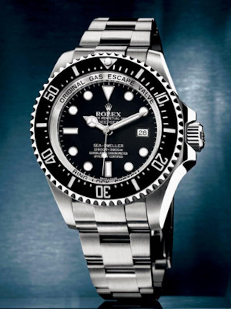 huge discount 71d22 30db0 最強ダイバーズに話題騒然のロレックス (全文) [男の腕時計] All ...