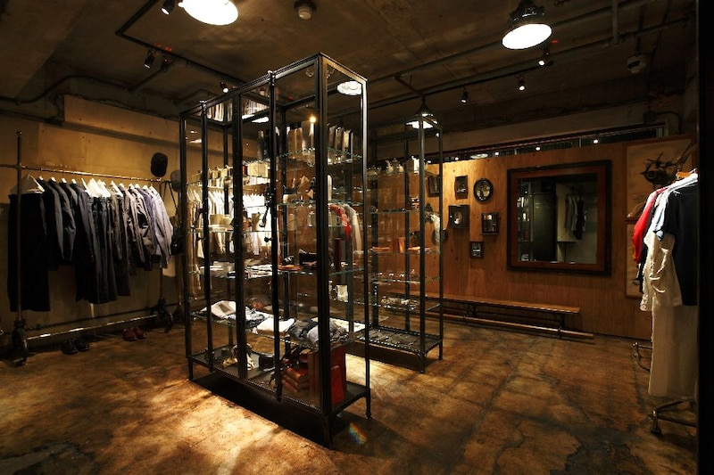 MEN'S SHOP BY ARTS&SCIENCE