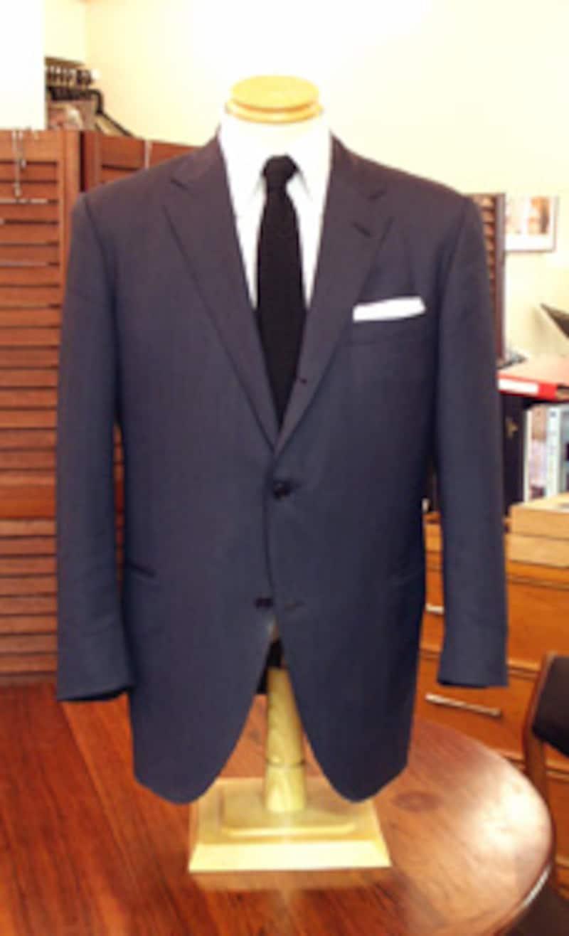 テーラー・ケイドの代表的なオーダースーツ