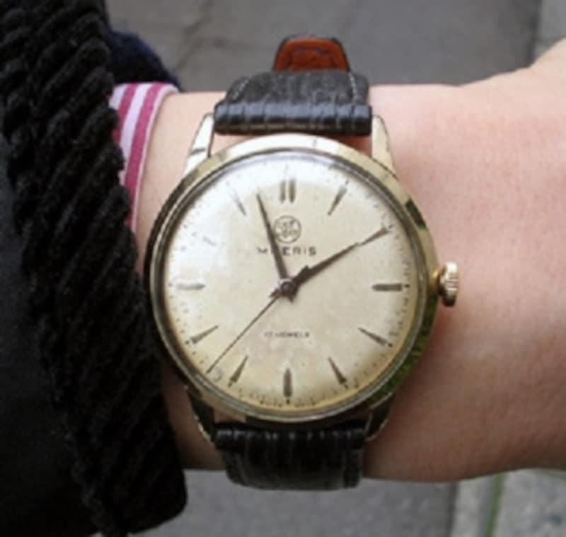腕時計の大きさ……ケースサイズの選び方