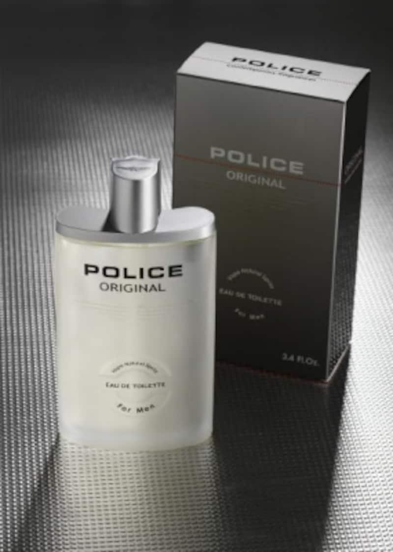 デイビッド・ベッカムの香りとして知られるポリス。都会的で、洗練された男を演出する香りだ。
