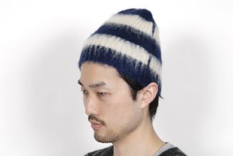 ニット帽,かぶり方,メンズ,かぶりかた,ニットキャップ