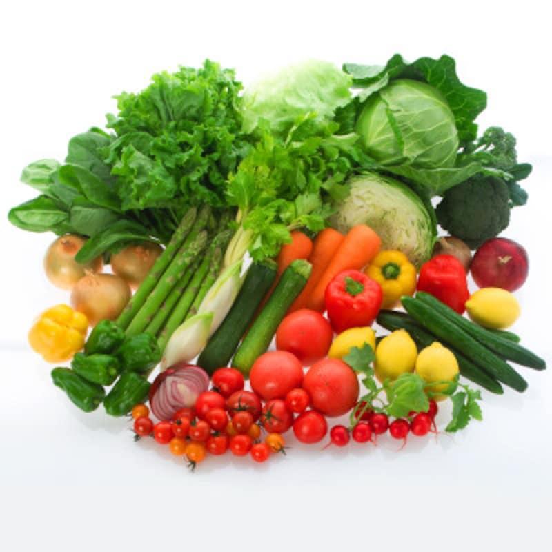 食事は体をつくる原料だから吟味して食べよう