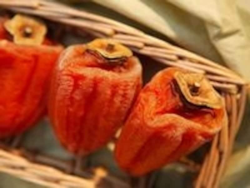 みずみずしいフルーツも乾燥するとシワシワに!