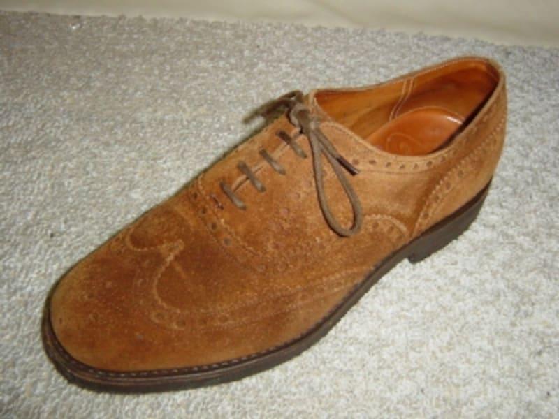 内羽根式でもカントリーユースの大傑作があるわけで、この辺りが紳士靴の面白さです!