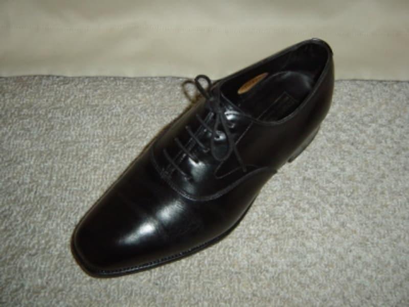 プレーントゥ,内羽根,外羽根,ホールカット,靴,ビジネス,プレーントゥとは