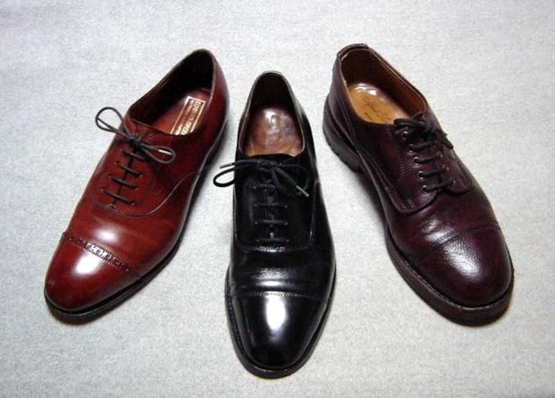 キャップトゥとはメンズのビジネスシーンでも使える人気の革靴