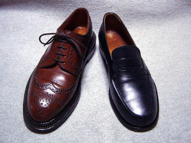 J.M.ウエストンの靴
