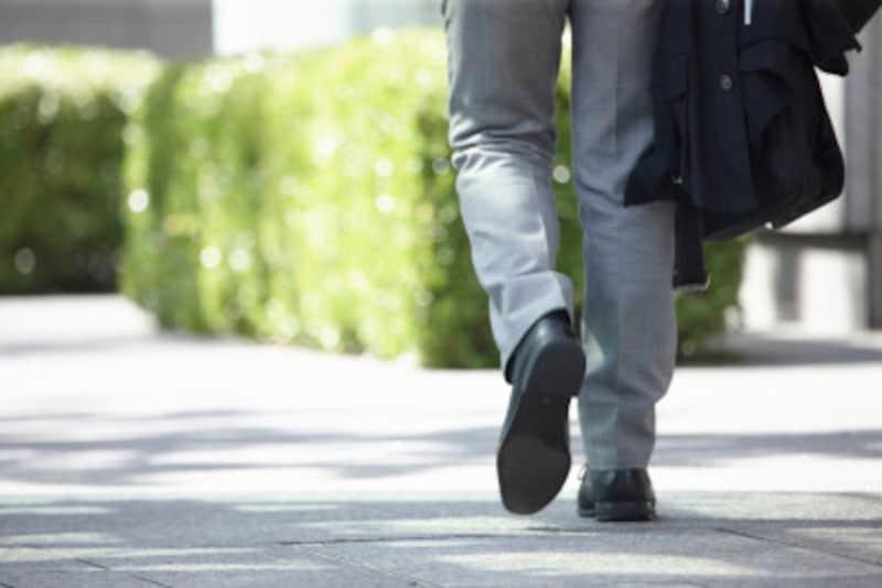 クールビズ用の靴はどうする?