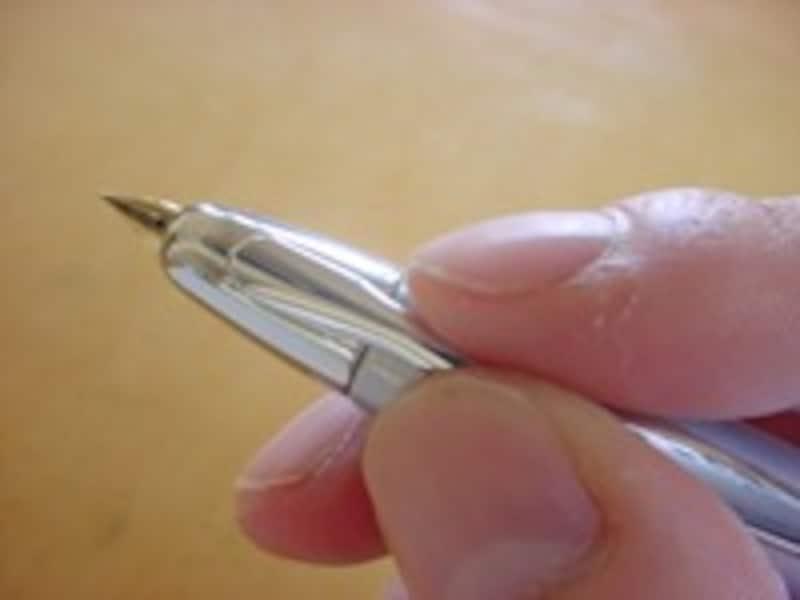 パイロット キャップレス 万年筆