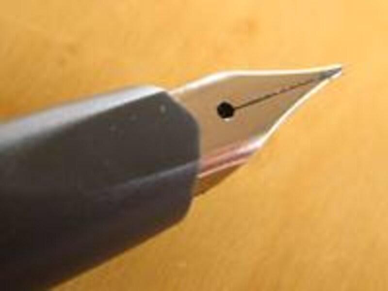 無印良品 アクリル万年筆