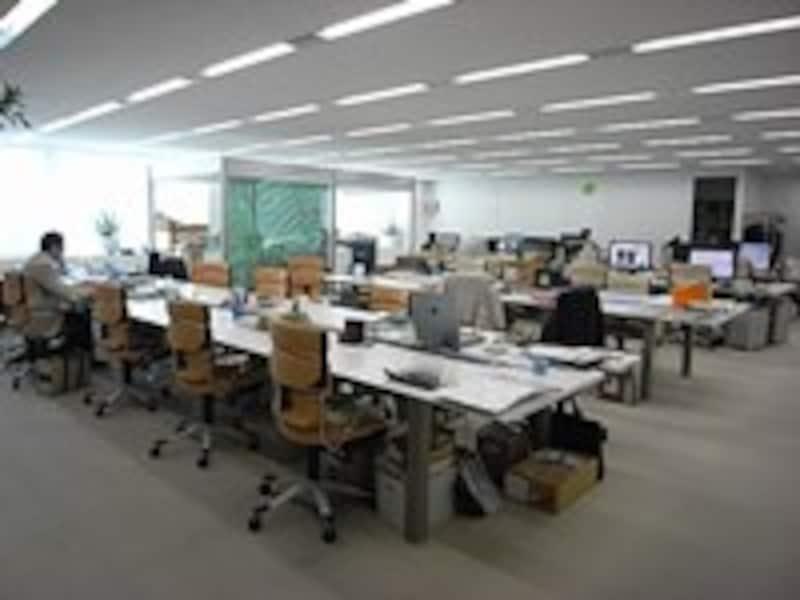 デザインフィル 本社オフィス