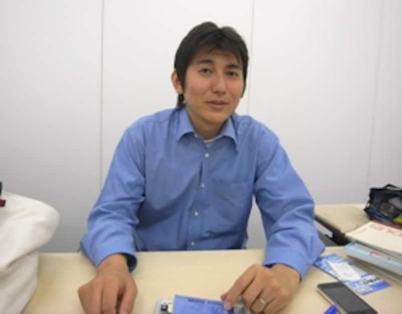 美崎栄一郎さん