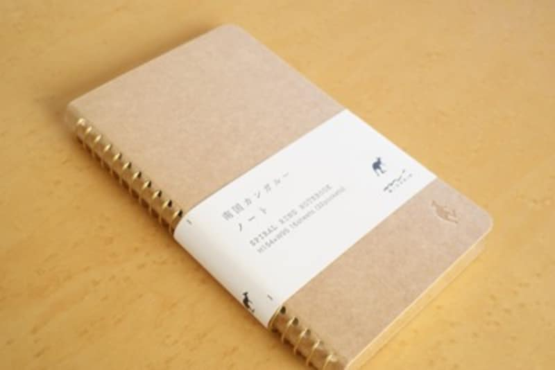 デザインフィル スパイラルリングノート