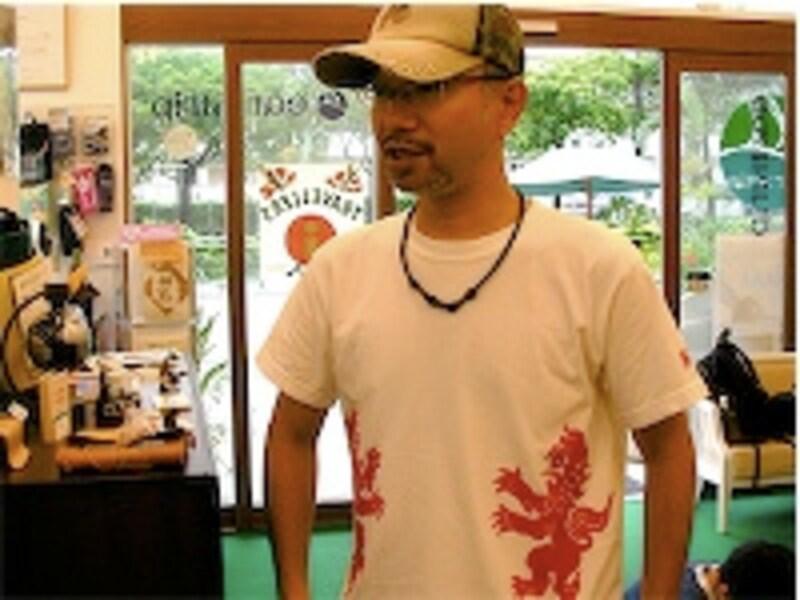 今回も沖縄でTシャツ買う気まんまん