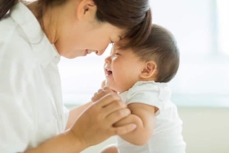 ママも産後の大切な時期。ゆっくりさせてあげてね