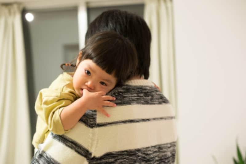 赤ちゃんを寝付かせるのが難しいからといって、不安やイライラを感じないのが大事