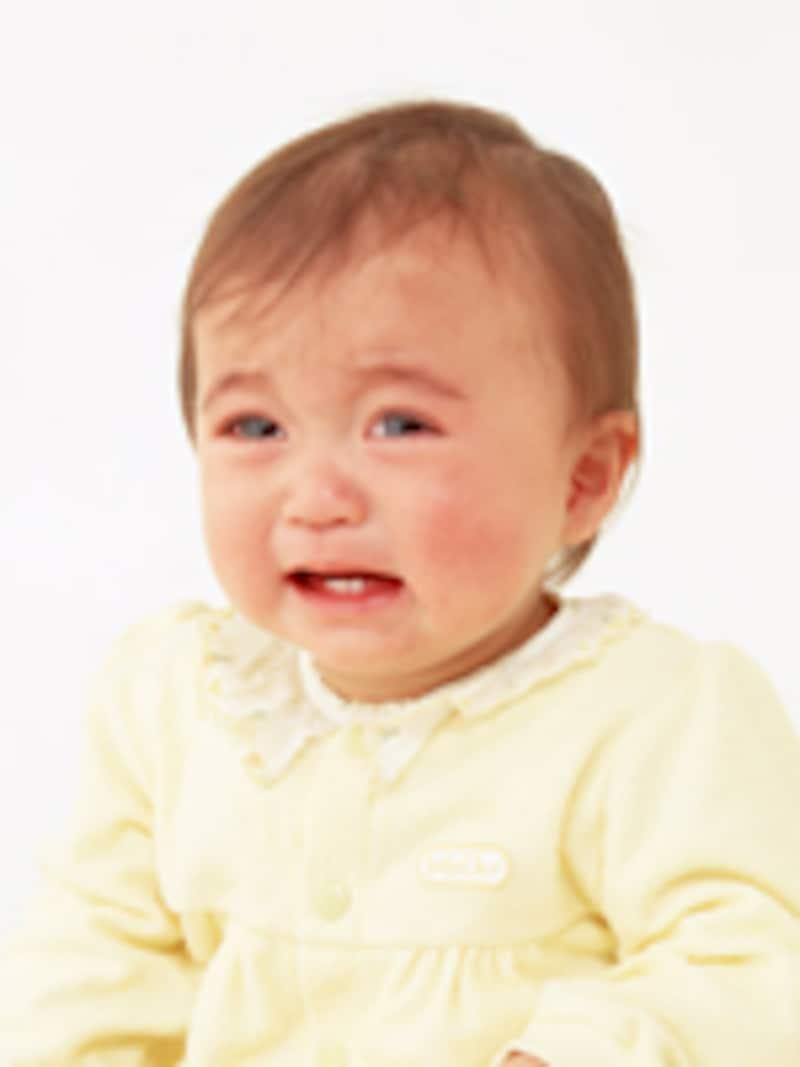夜泣きする赤ちゃんに戸惑ってしまう……