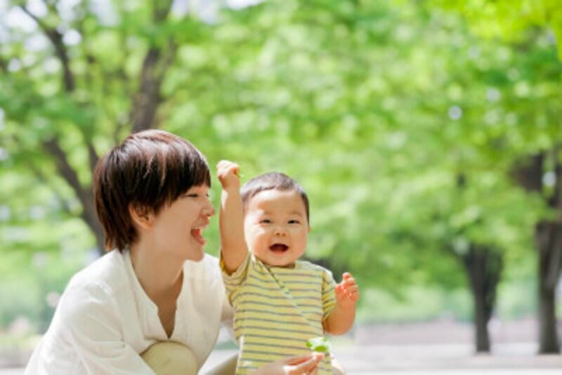 親子の間の共感と同調が子どものSQを育てます。