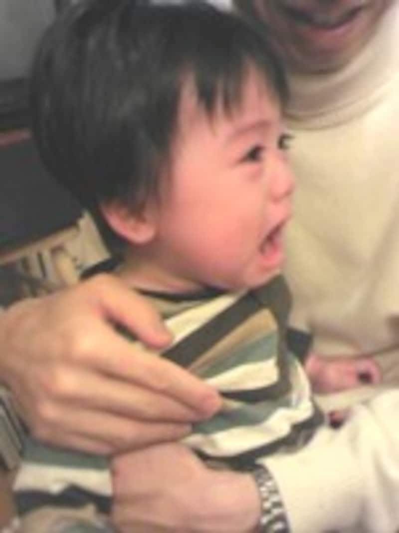 どうしたいの?大泣きしてしまう子に、こっちがパニック……。
