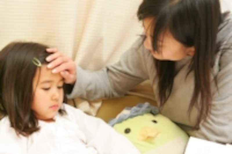 高熱が出たら、他の症状に注目
