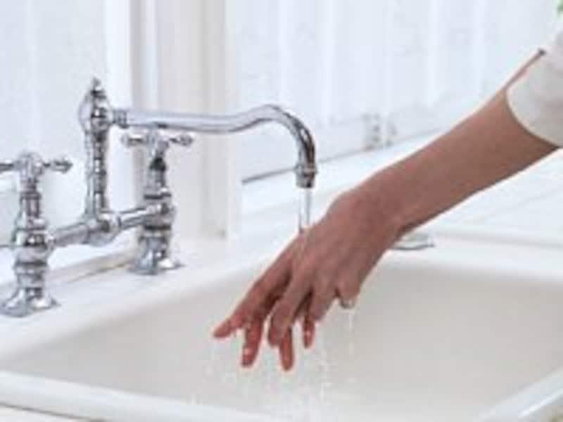 とにかく石鹸で手洗い!