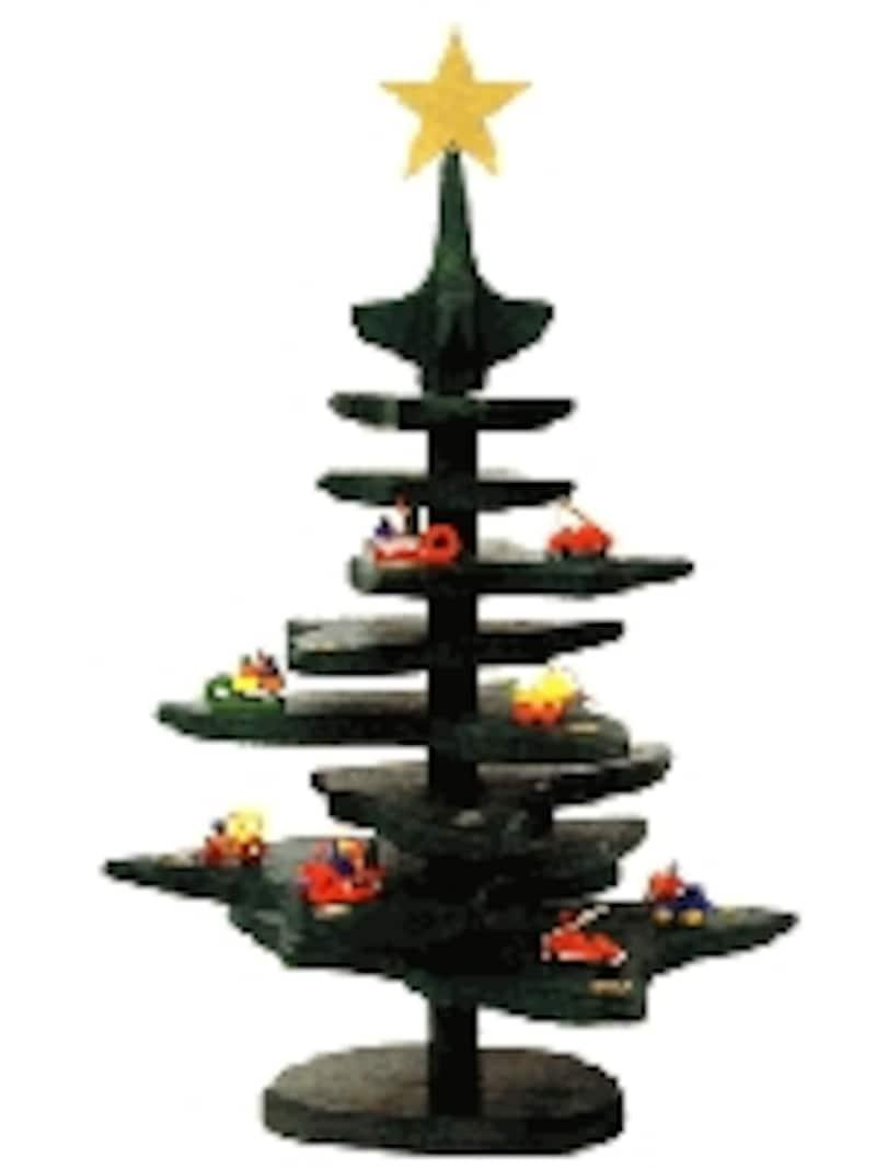 クリスマスツリー(デコール社)