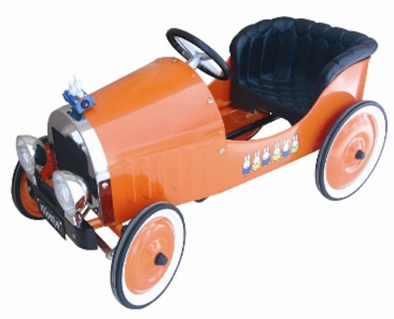 ミッフィーの豆自動車