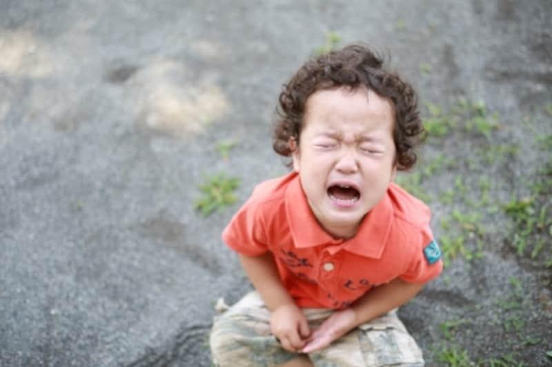 一歳半頃から始まる癇癪(かんしゃく)を起こすメカニズムと対処法