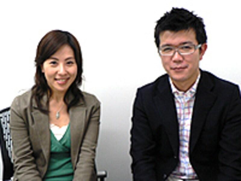 深井さんと濱田さん