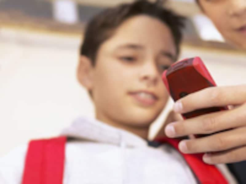 子どもと携帯