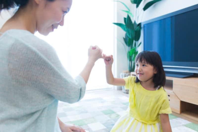 放任主義の子育ての前に、マナーやルールは守れるように、習慣付けておくことが大切です
