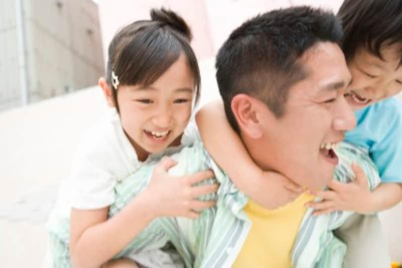 母性と父性、母親と父親がバランスよく分担しましょう