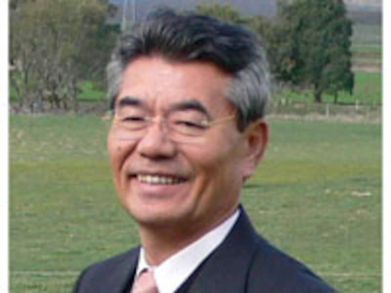 青果のプロフェッショナル、本田勝美先生