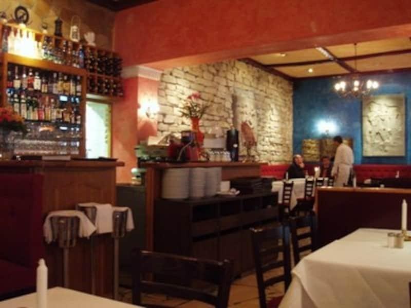 エレガントにトルコ料理を楽しめるババ・アンゴラ