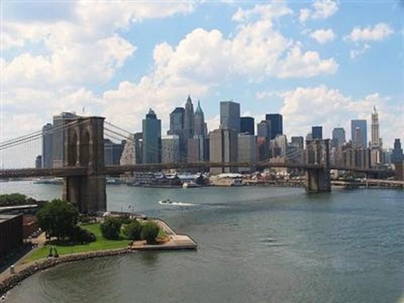 ニューヨークの魅力を余すところなく体感するにはどう歩く?