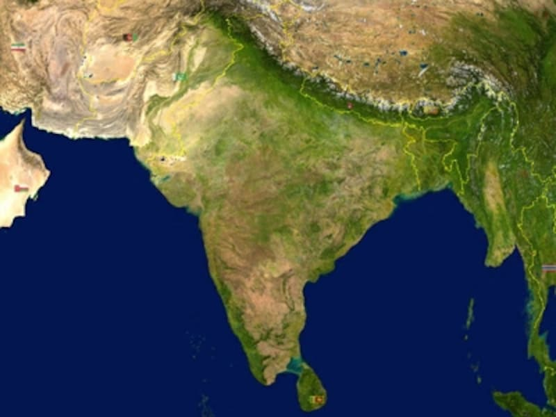 インド大陸