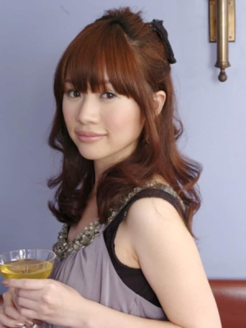 令嬢風ハーフアップヘアアレンジ!初心者でも簡単なヘアセット方法