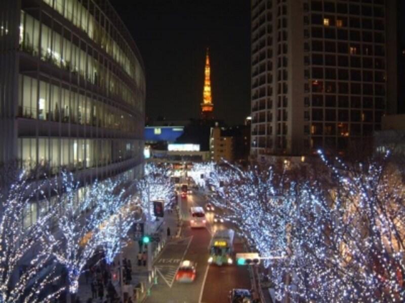 【東京】六本木けやき坂のイルミネーション