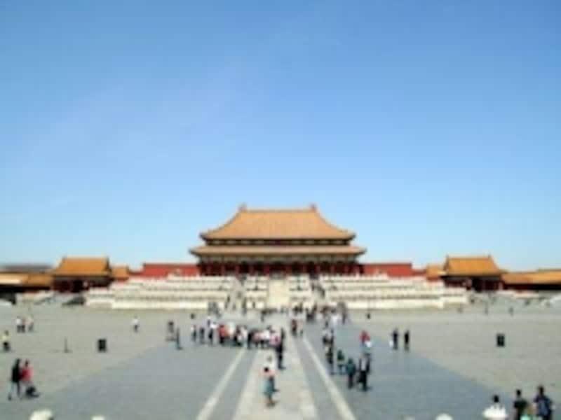 中国旅行はとにかくビッグスケール!