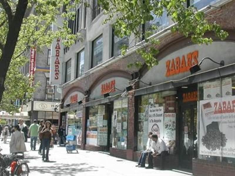 人気スーパーマーケットZabar'sは数々の映画に登場