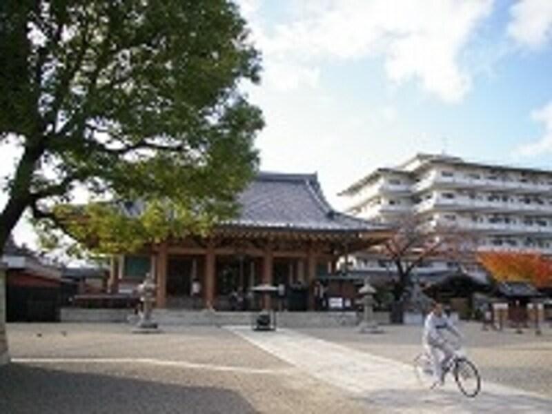 特別公開される壬生寺