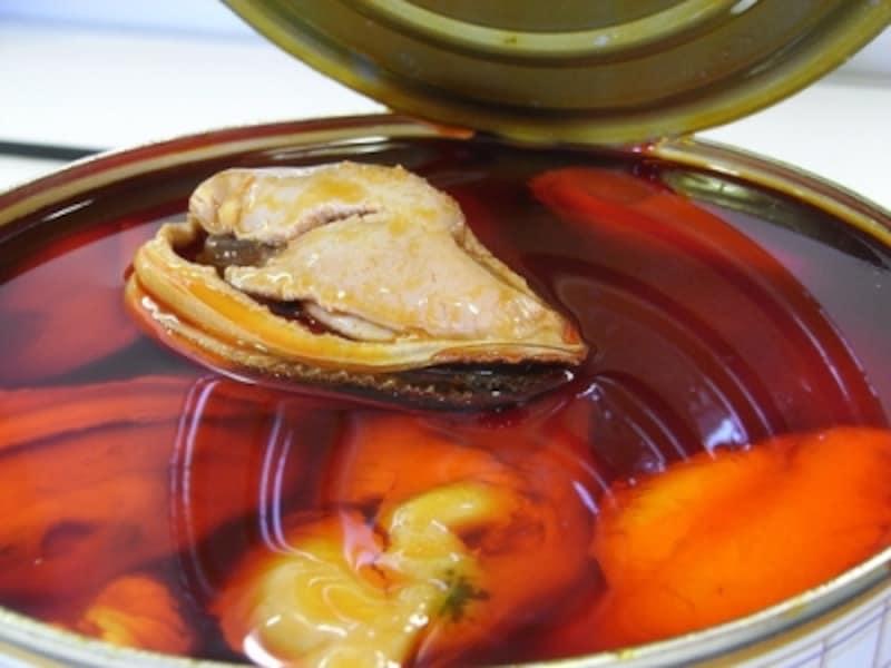 おつまみに最適なスペインの魚貝の缶詰