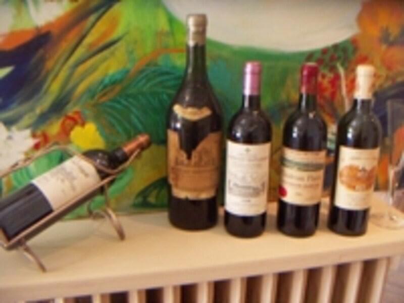 世界に誇るボルドーワイン
