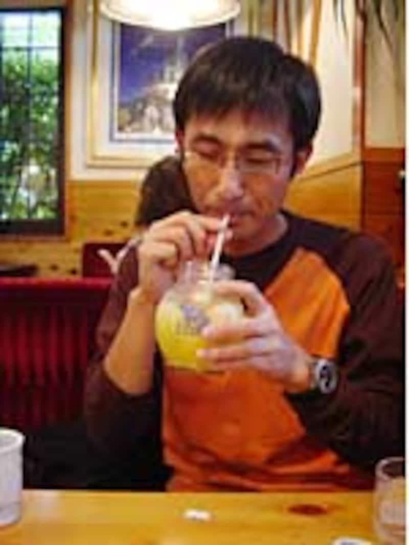 大竹・飲む