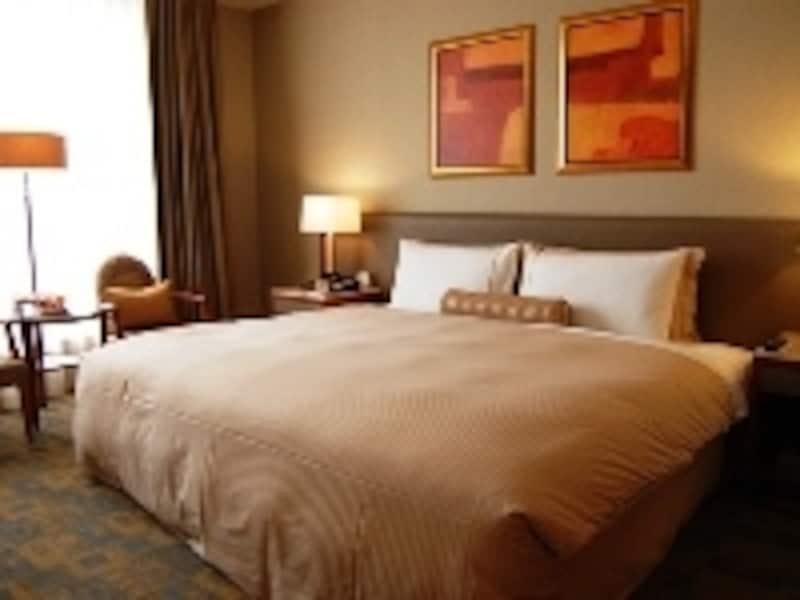 高級ホテルの品格が漂うグランド・フォルモサリージェントホテル