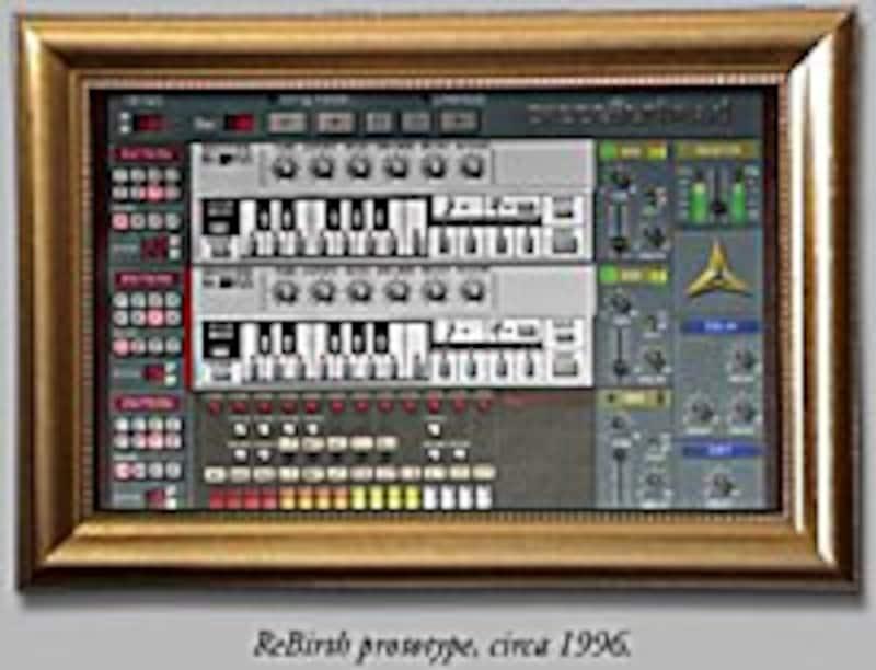 ReBirth RB-338