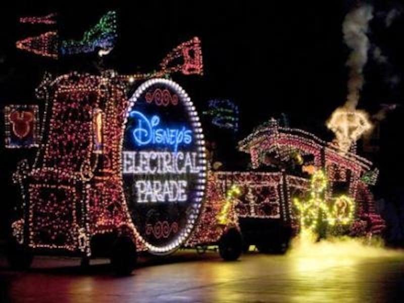 期間限定で復活!エレクトリカルパレード (c)PaulHiffmeyer/Disneyland
